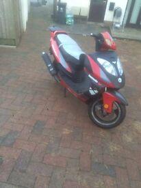 125 lex Moto scooter