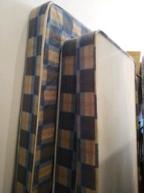 Single divan guest bed 2 beds in 1