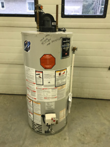 Gas hot water heater 8 years old don't need