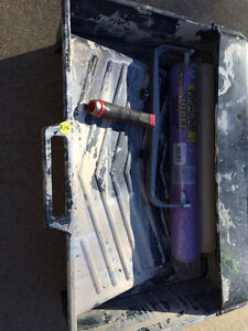"18"" Paint roller and Tray"