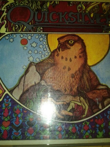 QUICKSILVER MESSENGER SERVICE - Quicksilver,71,cd