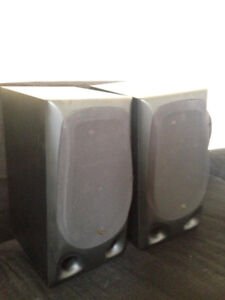 Great set of JVC speakers