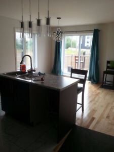 2 Bedroom basement for rent in brand new townhouse in Pincourt
