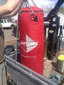best offer need gone boxing bag century red heavy boxing bag