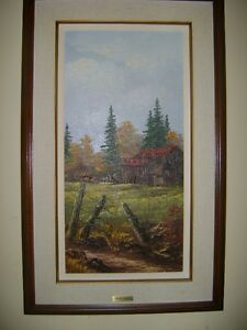 {Painting by R.Schul