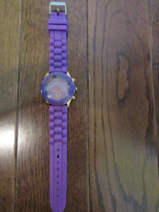 Womens Purple Genova Watch