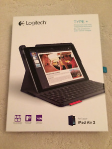 Logitech ipad keyboard for Ipad air 2