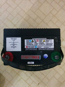 Battery - used with replacement warranty Kitchener / Waterloo Kitchener Area image 1