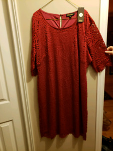 Red Dress (3X) - Perfect for Christmas/New Years