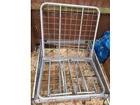 Free Metal futon base