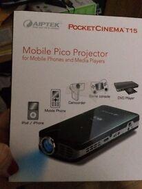 Aiptec pocket projector