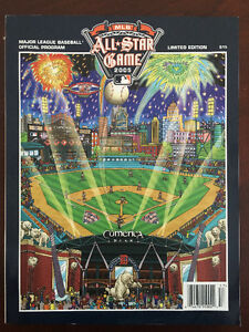 2005 MLB All Star Game Collectables