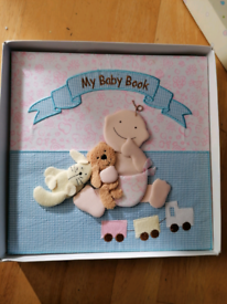 My baby book, New In Original box