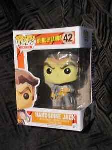Pop Games Vinyl Borderlands 42 Handsome Jack neuf Funko Québec City Québec image 1