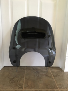 HD Windshield (Windsplitter) and Saddlebag Packs For Sale