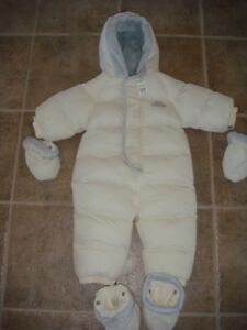 The childrens place snowsuit size 12 months New with tags