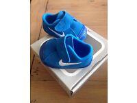 Baby boys Nike trainers size 1.5 uk