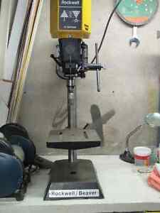 "11"" Rockwell Beaver Drill Press Cambridge Kitchener Area image 1"