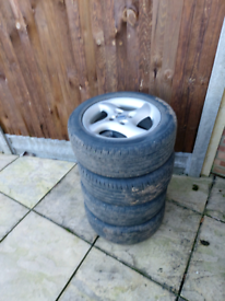 "Ford st 16"" alloy wheels"