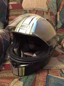 Casque Moto Grand BELL QUALIFIER RALLY Large Bike Helmet