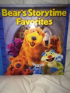 Bear in the Big Blue House story time book