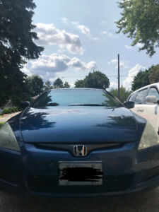 2003 HONDA ACCORD V6 EX (COUPE)