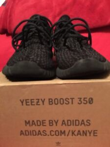 Adidas Kanye West Yeezy Boost 350 Pirate Black