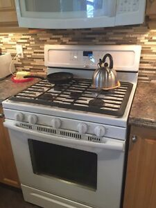 Whirlpool Natural Gas Stove