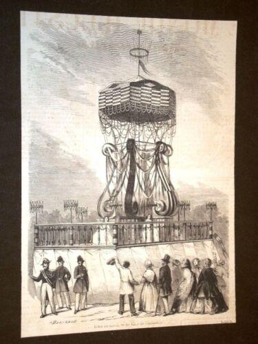 Le Feste di Laval nel 1857 Il Padiglione dell'Industria