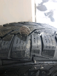 Nord Frost Gislaved winter tires 195 65 15