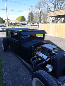 1928 Willy's Knight Ratrod REDUCED To 12000