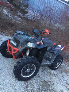 2013 Polaris scrambler 850 xp