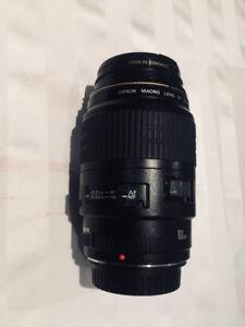 Canon macro 100