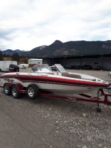 Procraft 200 combo fish and ski/225 optimax