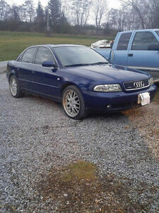 2001 Audi A4 Kawartha Lakes Peterborough Area image 1