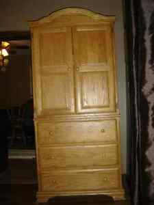 Solid Mennonite made Beautiful storage unit Cabinet