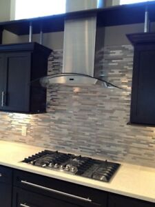 Pro Kitchen & Bathroom Tile Backsplash Wall Install@ $198