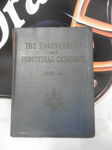 1948-49 THE ENGINEERING AND INDUSTRIAL CATALOGUE