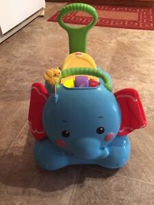 Fisher Price ride on elephant (hammonds plains)