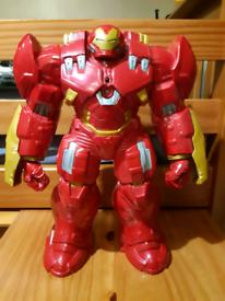 Hulk buster figure