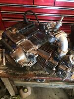 110cc Chinese dirt bike engine