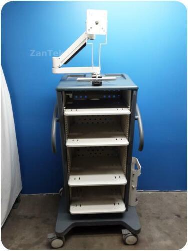Karl Storz 9606 Endoscope Video Tower Cart