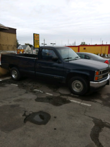 1989 Chevy 1/2 ton pick-up