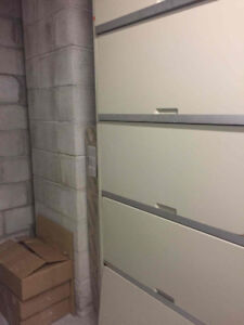 METAL STORAGE CABINET - PRICE REDUCED!!!$120.00  1 LEFT