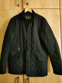 Men's Medium Barbour Chelsea Sports Quilt Jacket