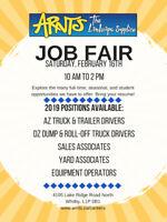Arnts The Landscape Supplier Job Fair