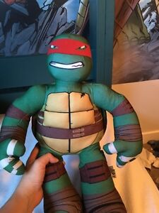 Talking ninja turtle