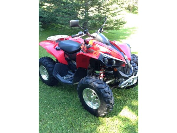 Used 2009 Can-Am Renegate 800