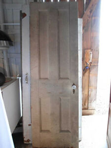 Many Antique Wooden Doors Both Exterior and interior for Sale