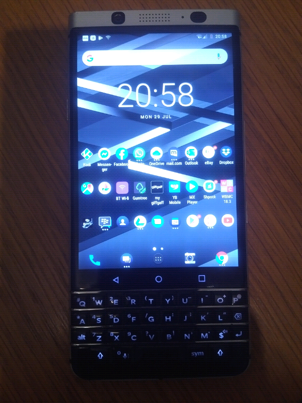 BlackBerry keyone | in Stalybridge, Manchester | Gumtree
